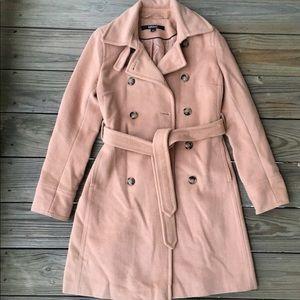 DKNY Cashmere Wool Coat
